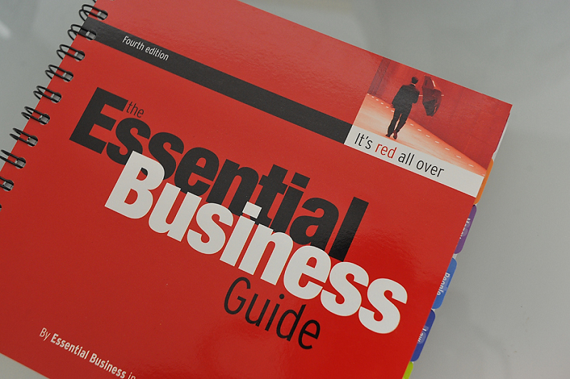 The Essential Business Guide. Fourth Edition.