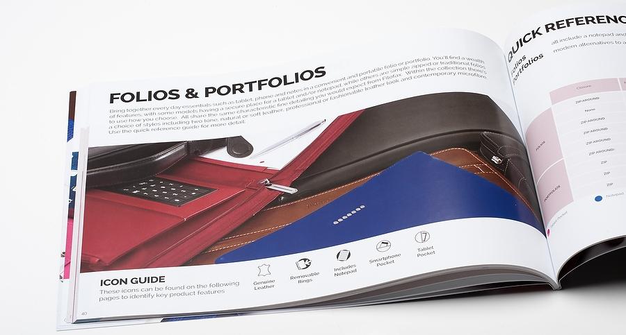 Filofax, 2014-15 catalogue