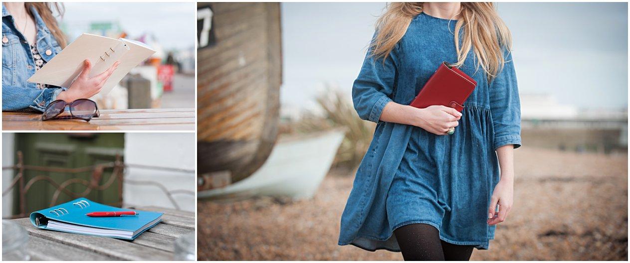 Filofax, lifestyle images, 2014School photography,  TLA