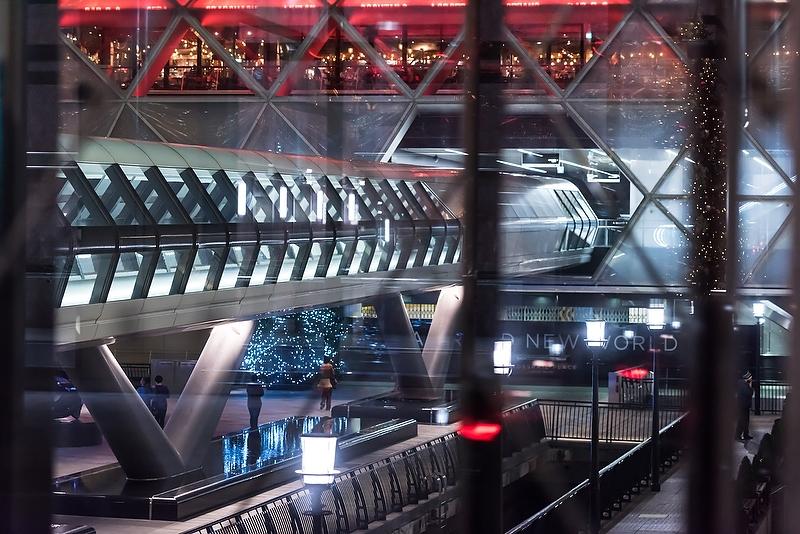 Canary Wharf, Bellman, UKPN Services, 2015