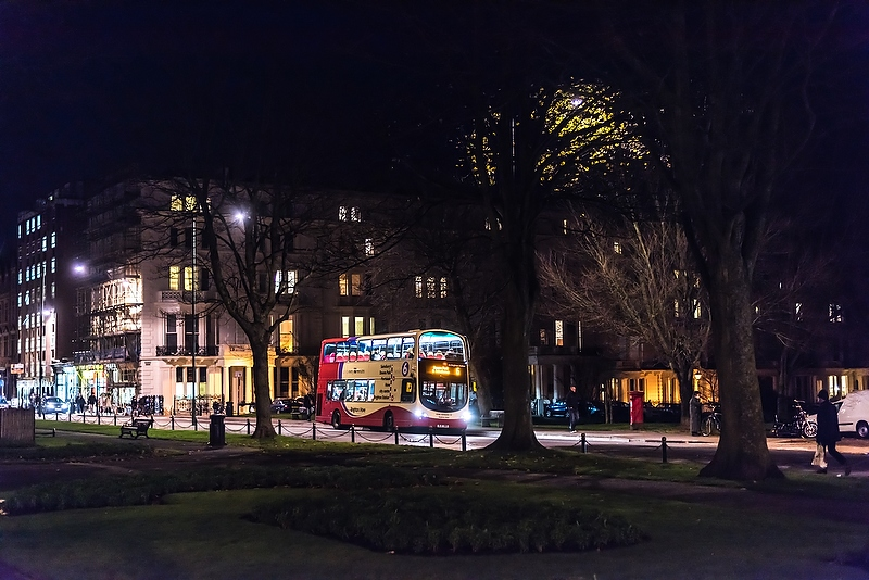 Brighton and Hove Bus Company, buses, night bus, 2015,