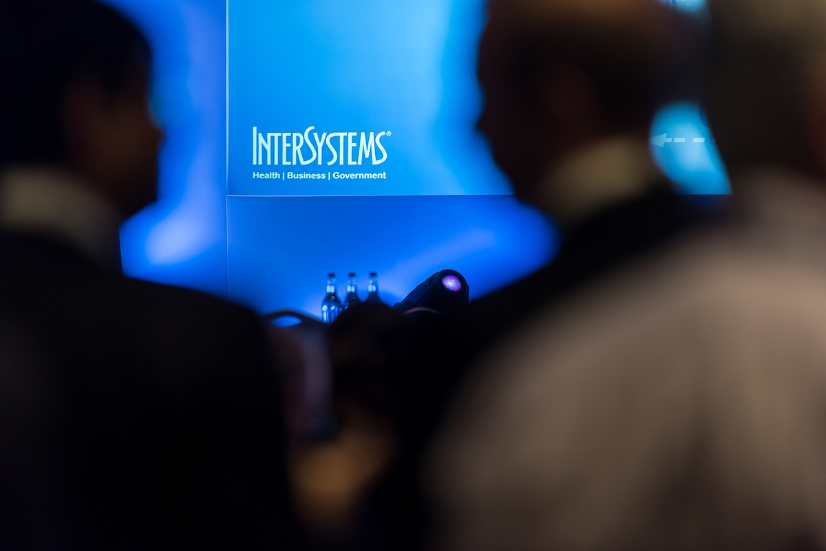 InterSystems, Joined Up Health, the Belfry, 2016