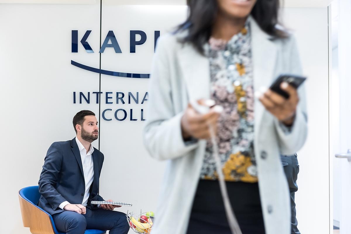 Kaplan International Colleges, London, 2016